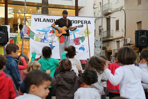 Carles Cuberes a Vilanova i la Geltrú