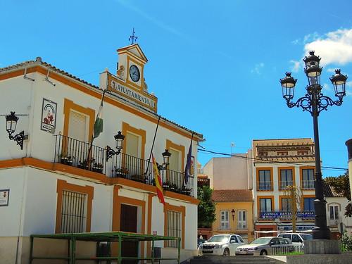 <Ayuntamiento> El Saucejo (Sevilla)