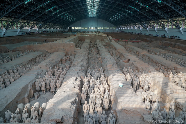 Xi'an Terracotta Warriors-3