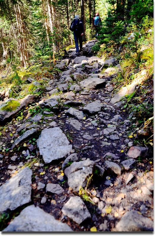 Gore Range Trail, Silverthorne