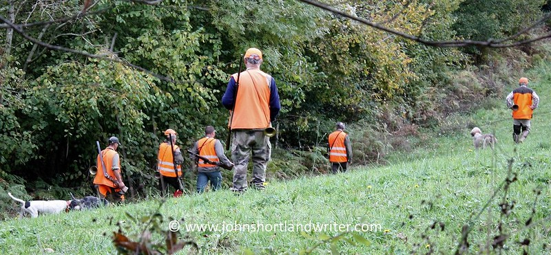 Hunting in the French Pyrenees