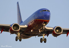 Southwest Airlines 737-76N N7703A