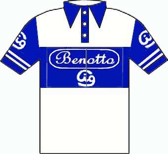 Benotto - Giro d'Italia 1952