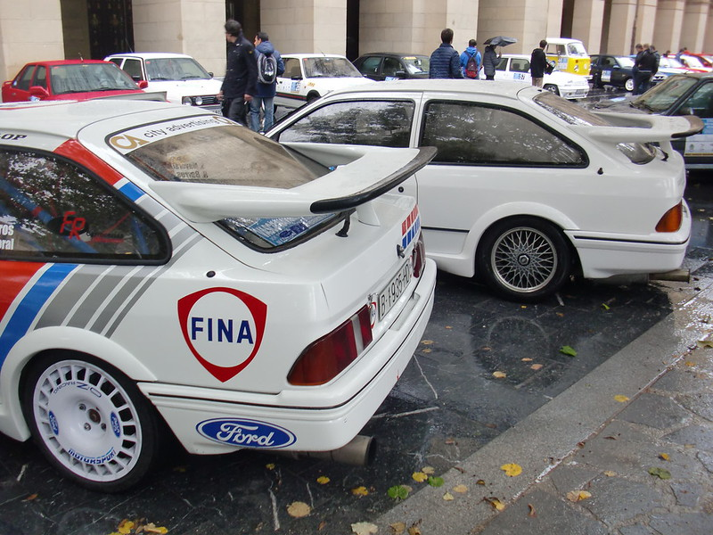FORD SIERRAS RS