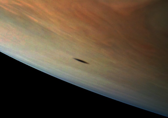 Jovian Moon Shadow
