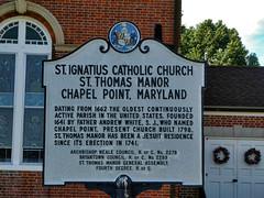 St. Ignatius Chapel Point Catholic Church Aug 5, 2017 at 10-015