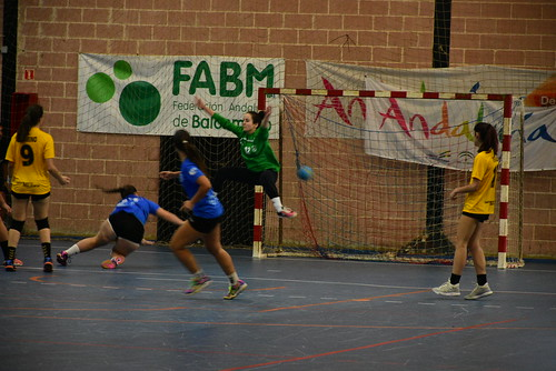 Balonmano Nazareno femenino Primera División