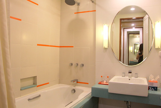 Harris Resort Waterfront Batam: Deluxe Room Bathroom