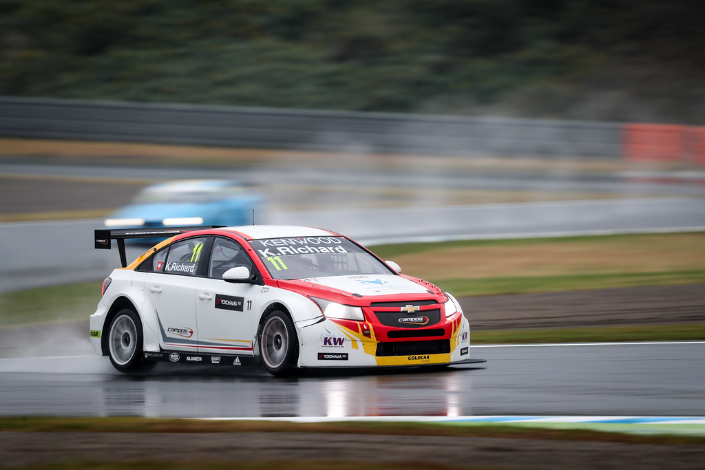 11 RICHARD Kris (che) Chevrolet RML Cruze team Campos racing action during the 2017 FIA WTCC World Touring Car Championship race at Motegi from october 27 to 29, Japan - Photo Alexandre Guillaumot / DPPI