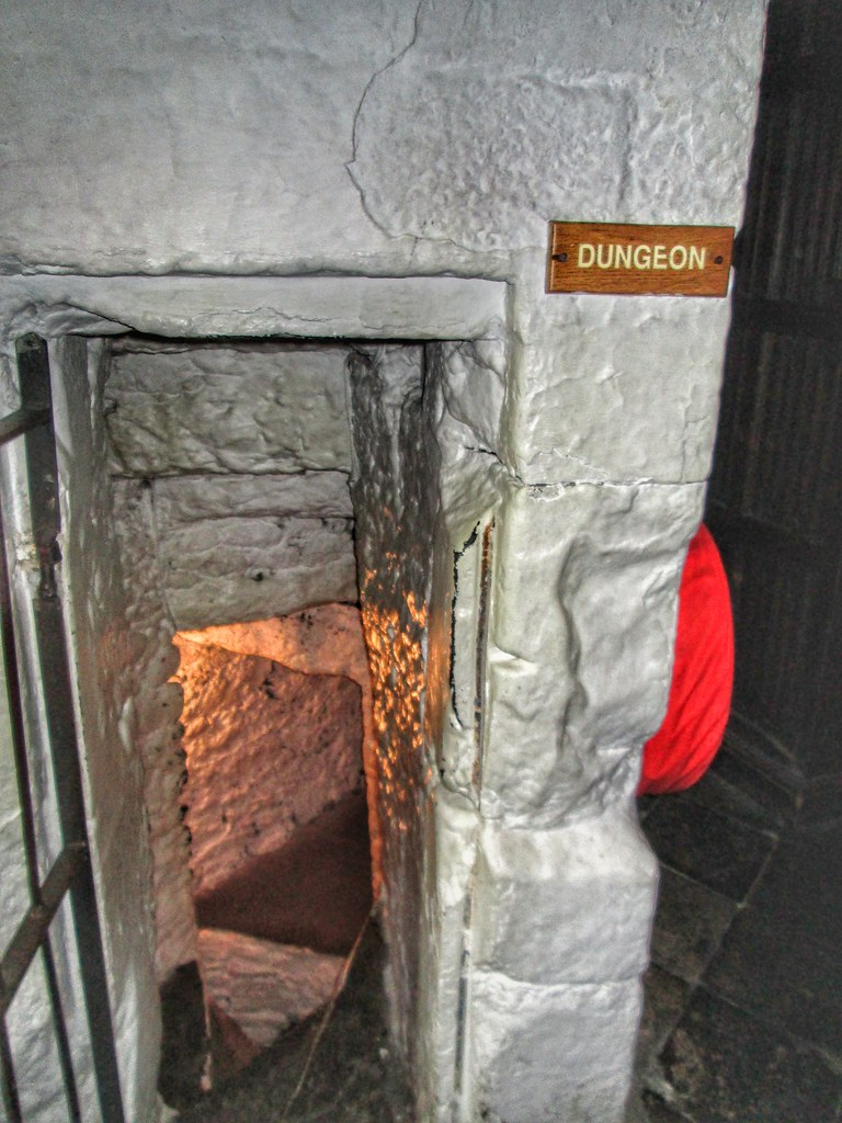 Bunratty Castle Dungeon