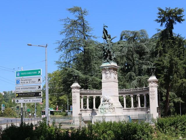 parc tete d'or obiective turistice lyon 1