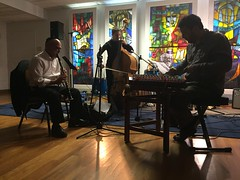 October 25, 2017 - Andy Statman plays at FJC