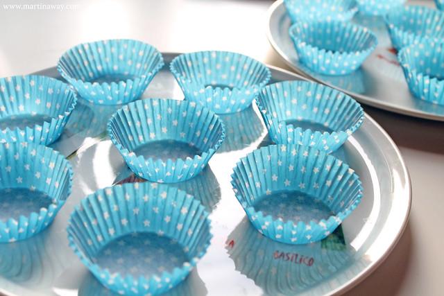 Cupcake di Magnolia Bakery
