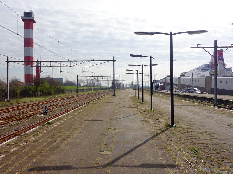 Op zoek naar de verloren tijd - Hoek van Holland Haven (20170330)
