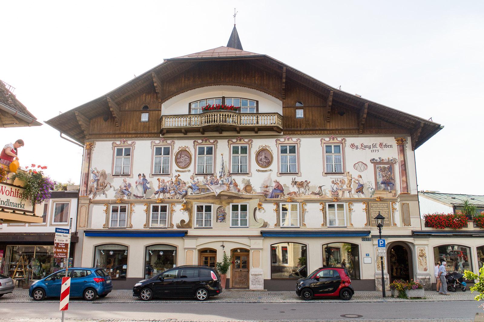 Oberammergau & Grossglockner-1