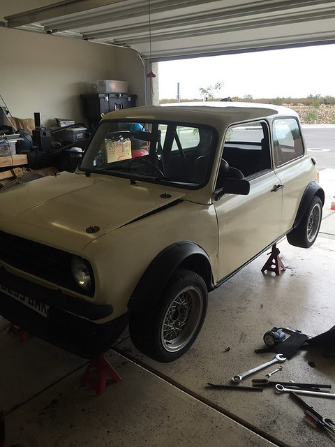 1985 Mini Cooper Page 3 Rat Rods Rule Undead Sleds Hot Rods