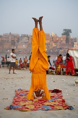 To live like no one is watching~ varanasi