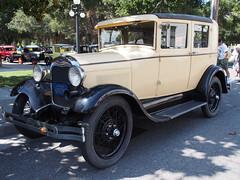1928-29 Ford Fordor Sedan '698RRZ' 1