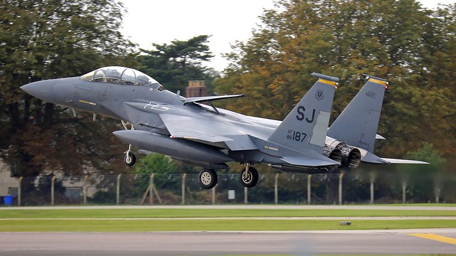 86-0187 SJ F-15E EAGLE, Canon EOS 5D MARK III, 150-600mm F5-6.3 DG OS HSM | Sports 014