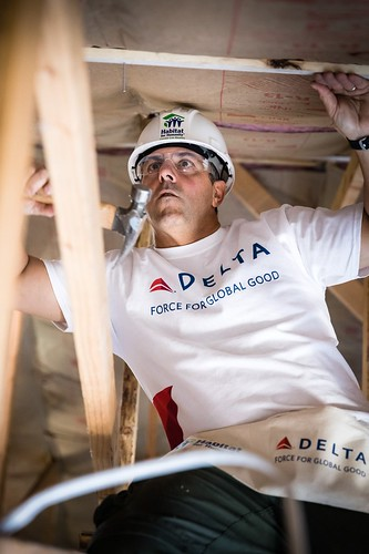 Employees build 7th home in L.A.