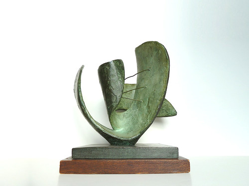 Barbara Hepworth, Corymb, 1959. Image: (c) Bowness, Hepworth Estate. Photo: Reece Ousey.