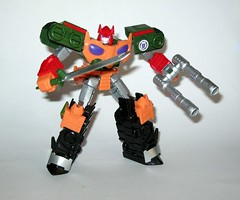 bludgeon transformers robots in disguise 2015 warrior class combiner force hasbro 2017 h
