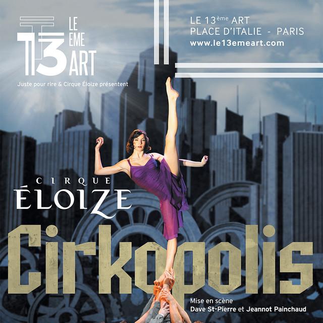 Le Cirque Eloize