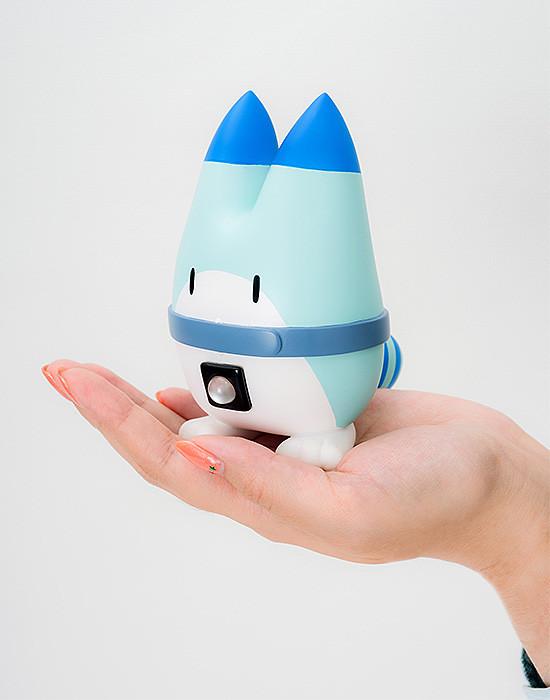 啊哇哇哇哇哇—!Aquamarine《動物朋友》幸運獸(BOSS)軟膠模型 ソフビのラッキービースト