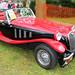 British Panther Convertable Car