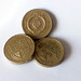 So Long And Farewell Round £1 Coin Cambridge Oct 2017