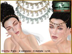 Bliensen - Clarity - Tiara