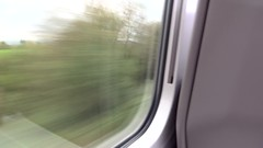 Onboard GWR 800 IET on first day of service 2017/10/16