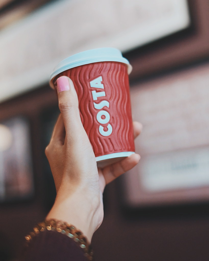 """Sing Your Way to London"" Winner Costa Coffee"