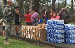 3rd Battalion 142nd Aviation Provides aid in Puerto Rico