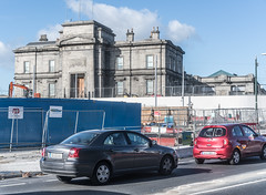 CURRENT STATUS OF THE CONSTRUCTION OF THE BROADSTONE TRAM STOP - DO NOT MENTION THE WALL [18 OCTOBER 2017]-133435