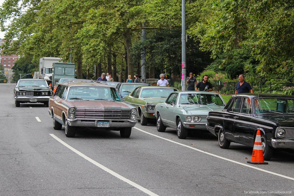 Старые автомобили на улицах Нью-Йорка - 29 samsebeskazal-9746.jpg