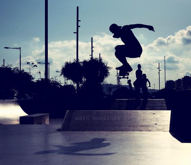 #skate #barcelona