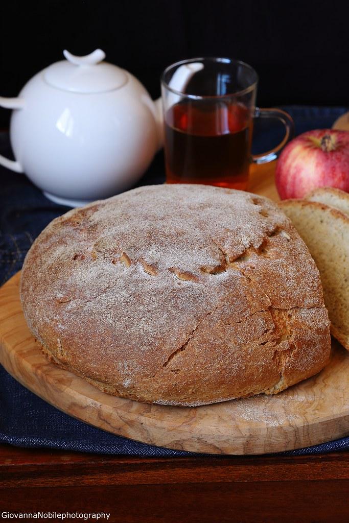 Pane ai cereali con quattro semi 2