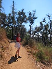 Hiking in Big Sur