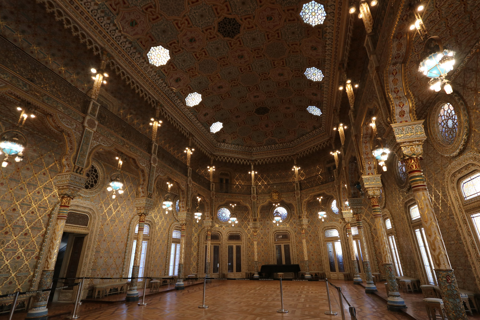 Arab Room, Palácio da Bolsa