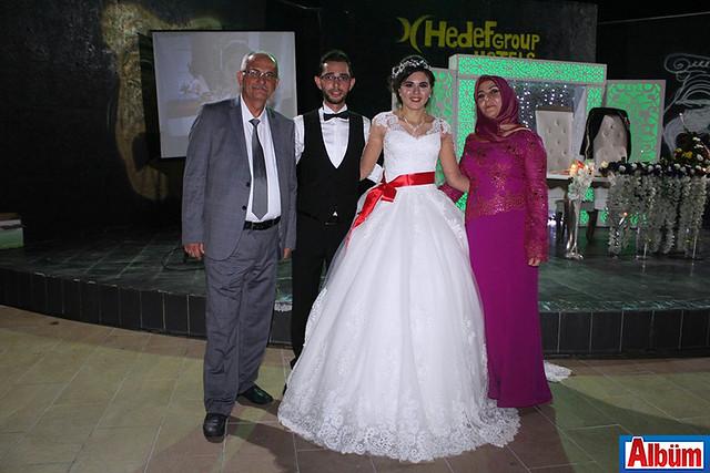 Alanya Su Yapı mağaza sorumlusu Semih Ekmekçibaşı ve Merve Pınar evlendi-7