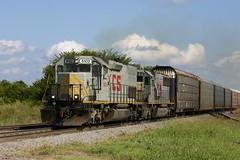 KCS 6102 south