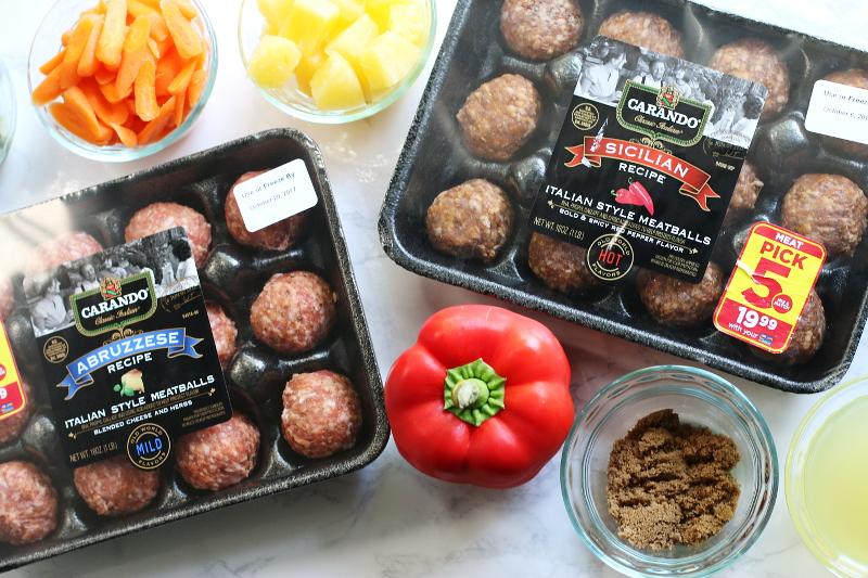sweet-sour-ingredients-carando-meatballs-vegetables-1