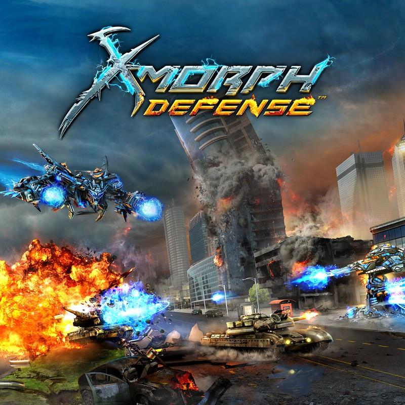 X-Morph: Defense Demo