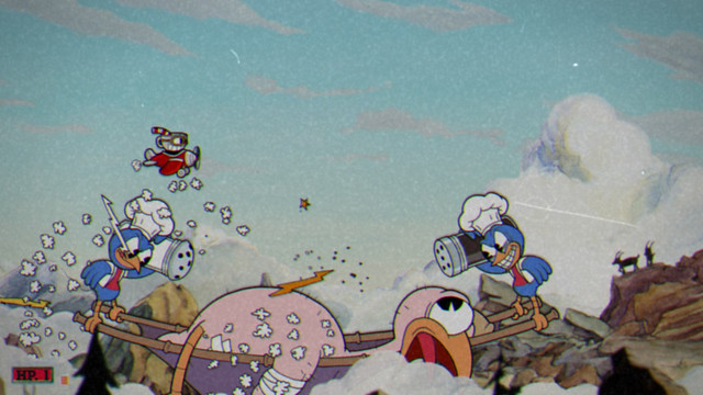 Cuphead - Cooked Bird