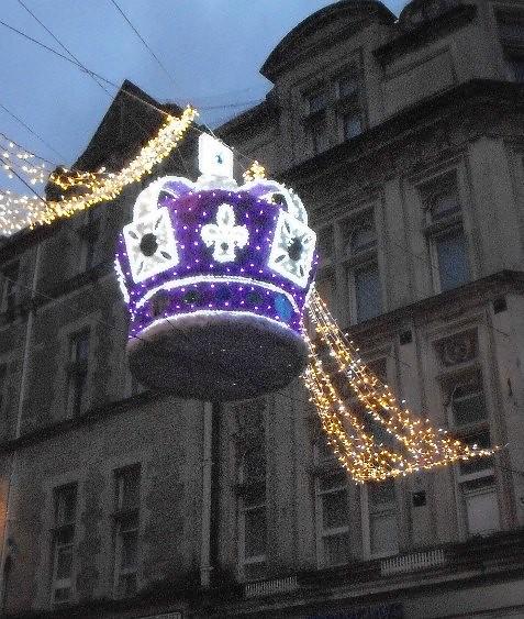 Street crown, Fujifilm A860
