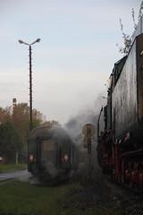 Heritage train , Wrocław Główny depot 04.10.2017