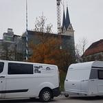 Ankunft in Tuntenhausen