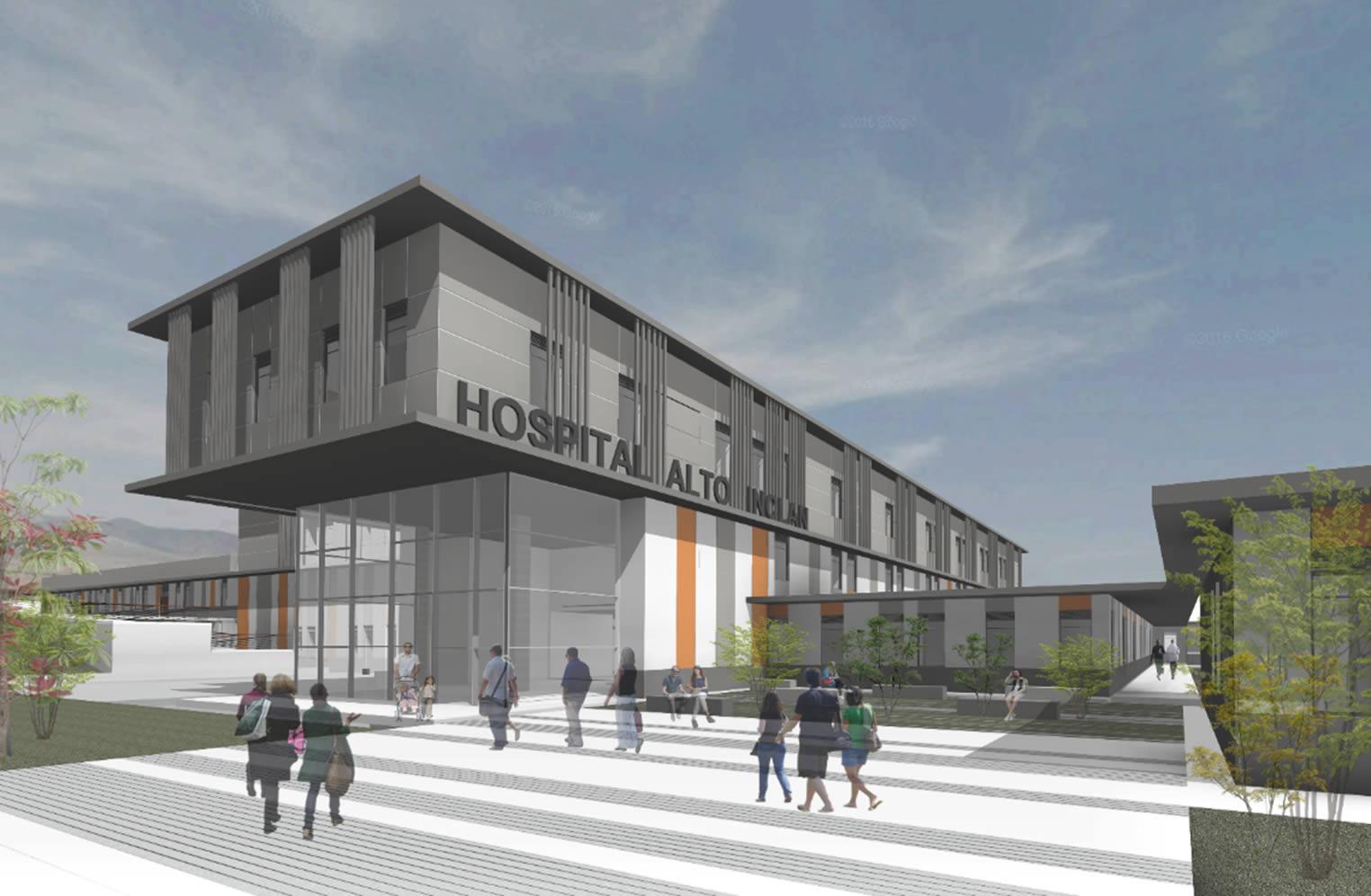 Hospital de Alto Inclán y Centro de Salud de Cocachacra serán una realidad