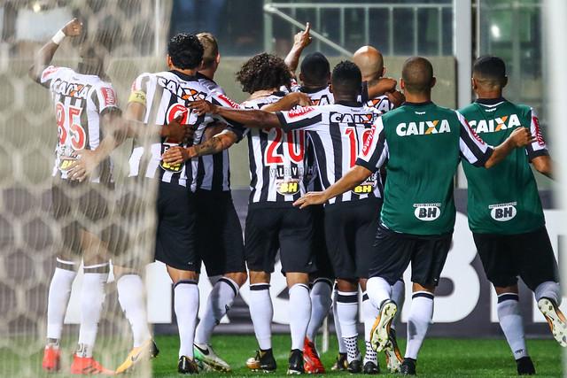 Atlético x São Paulo 11.10.2017 - Campeonato Brasileiro 2017